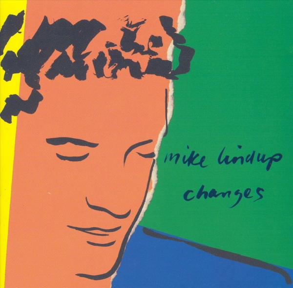 Mike Lindup Changes cover art