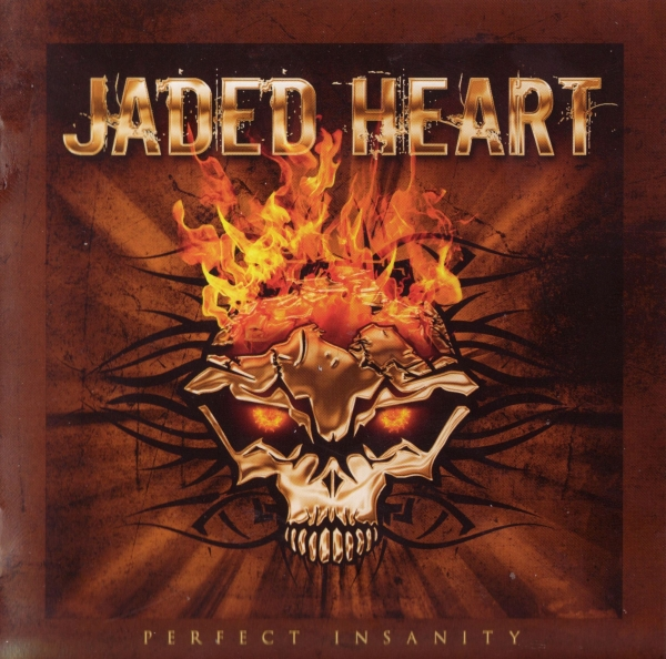 Jaded Heart Perfect Insanity Cover Art