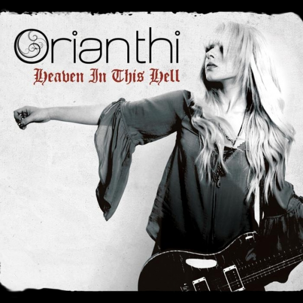 Orianthi Heaven in This Hell cover art