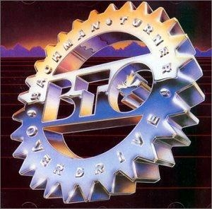 Bachman–Turner Overdrive BTO cover art