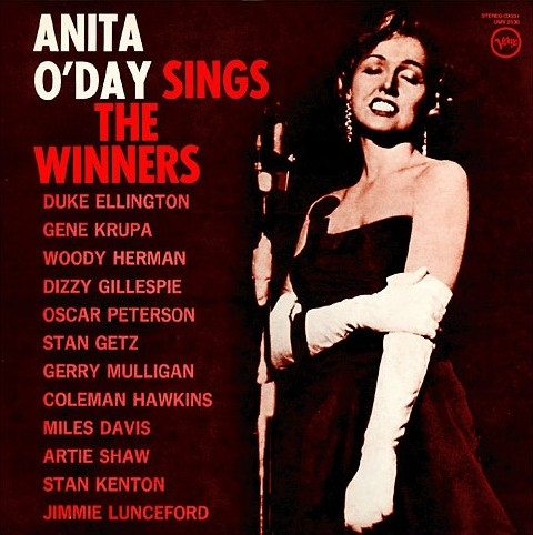 Anita O'Day Anita O'Day Sings the Winners cover art
