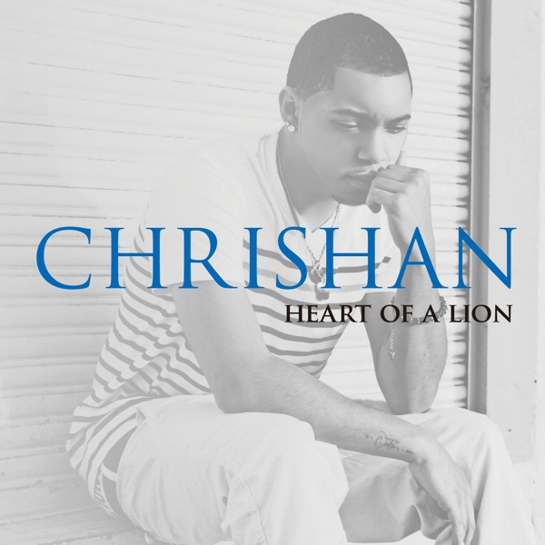 Chrishan Heart Of A Lion Cover Art
