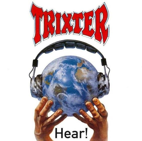 Trixter Hear! Cover Art