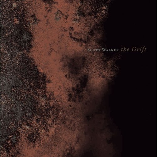 Scott Walker The Drift Cover Art