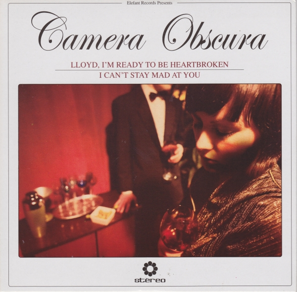 Camera Obscura Lloyd, I'm Ready to Be Heartbroken Cover Art