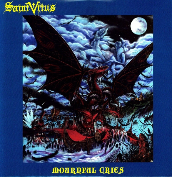 Saint Vitus Mournful Cries Cover Art