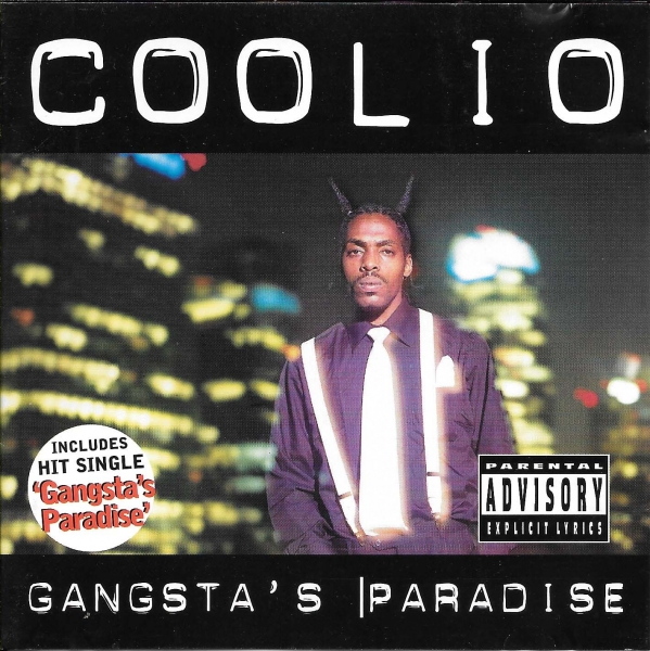 Coolio Gangsta's Paradise cover art