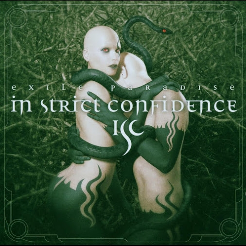 In Strict Confidence Exile Paradise cover art