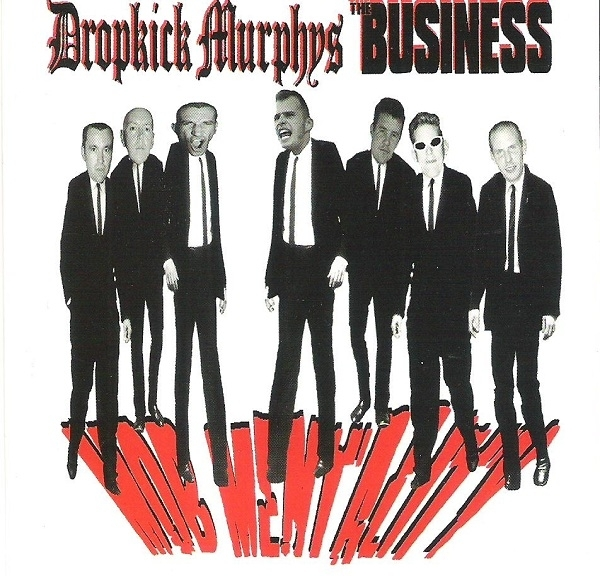 McBusiness Mob Mentality cover art