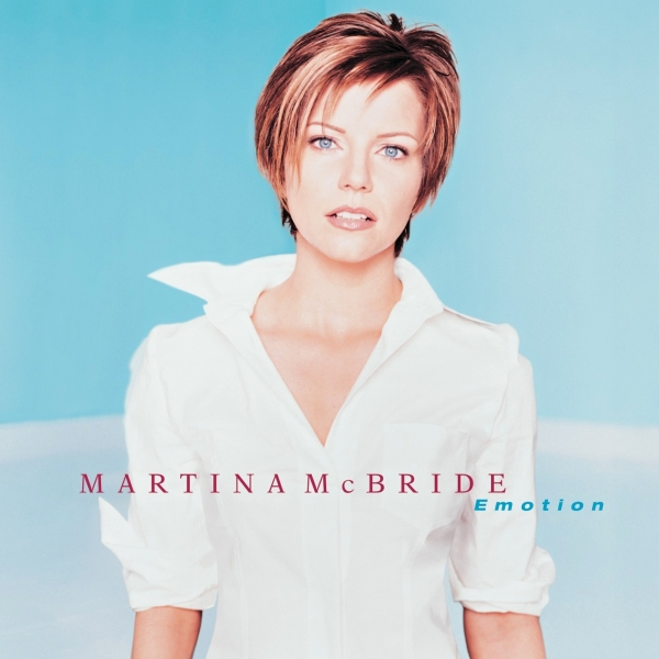 Martina McBride Emotion Cover Art