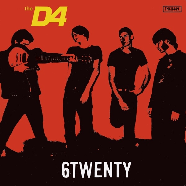 The D4 6Twenty cover art
