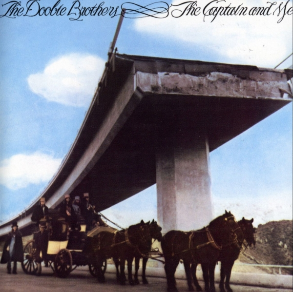 The Doobie Brothers The Captain and Me cover art