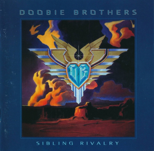 The Doobie Brothers Sibling Rivalry cover art