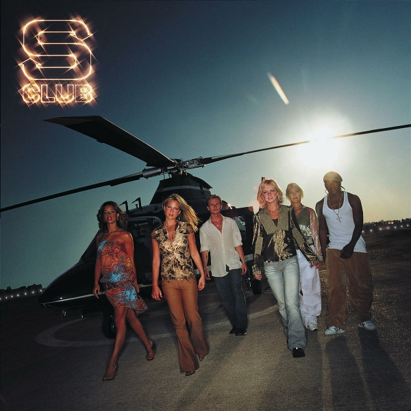 S Club Seeing Double cover art