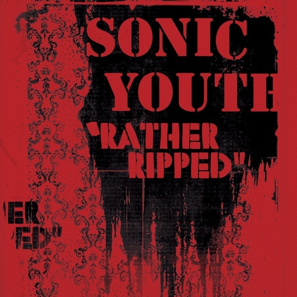 Sonic Youth Rather Ripped cover art