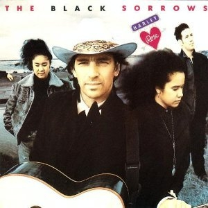 The Black Sorrows Harley & Rose Cover Art