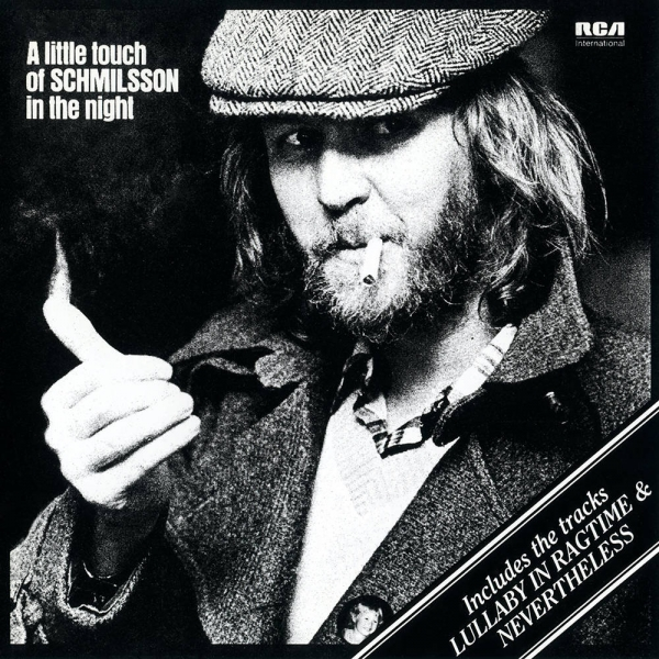 Harry Nilsson A Little Touch of Schmilsson in the Night cover art