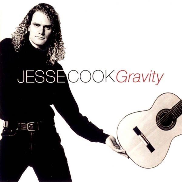 Jesse Cook Gravity cover art