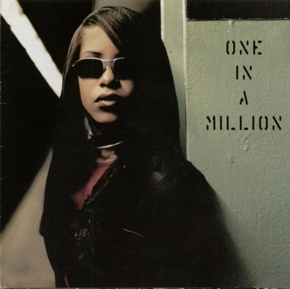 Aaliyah One in a Million cover art
