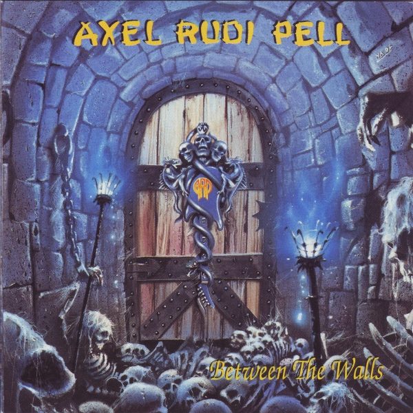 Axel Rudi Pell Between the Walls cover art