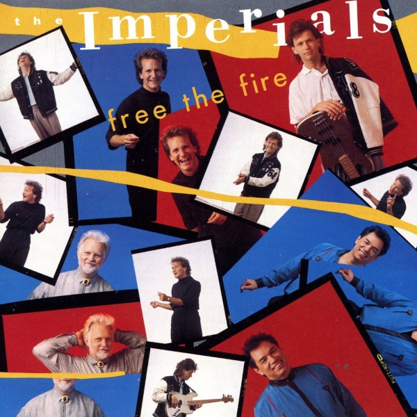 The Imperials Free the Fire Cover Art