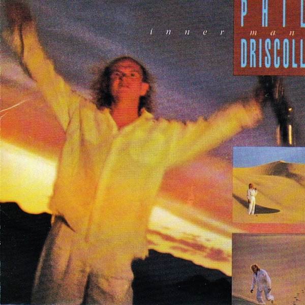 Phil Driscoll Inner Man cover art