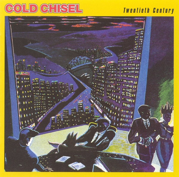 Cold Chisel Twentieth Century cover art