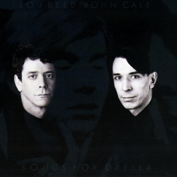 John Cale Songs for Drella cover art