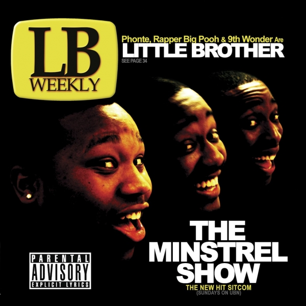 Darien Brockington The Minstrel Show cover art