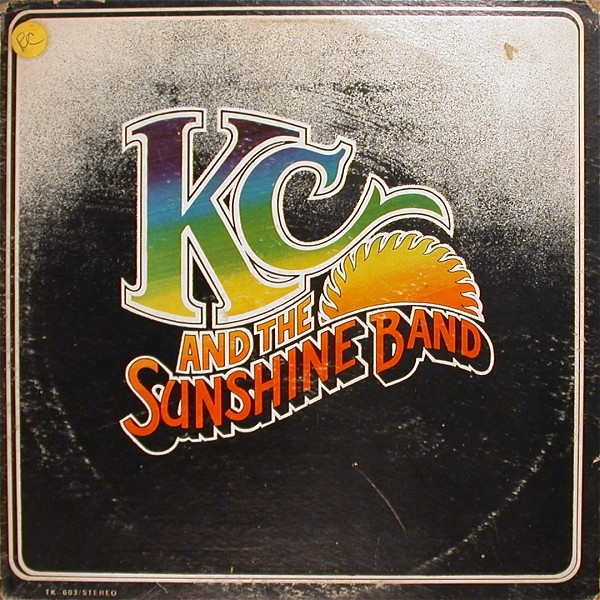 KC and The Sunshine Band KC and The Sunshine Band cover art