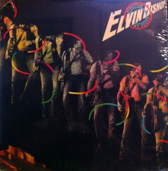 Elvin Bishop Struttin' My Stuff cover art