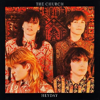 The Church Heyday Cover Art