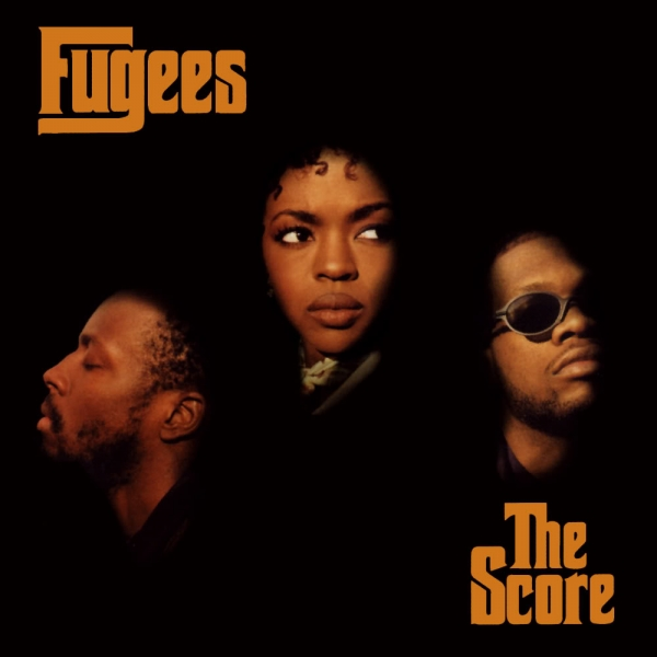 Fugees The Score cover art