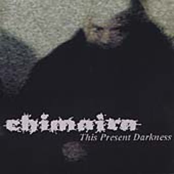 Chimaira This Present Darkness cover art