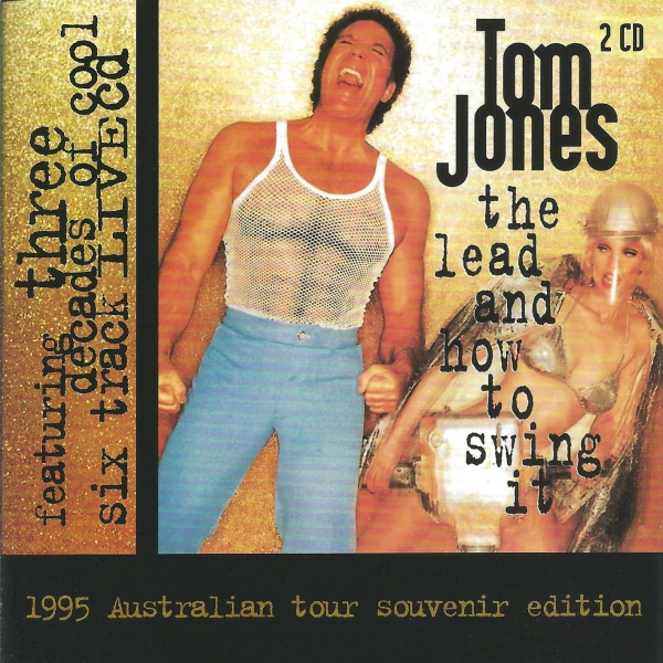 Tom Jones The Lead and How to Swing It cover art
