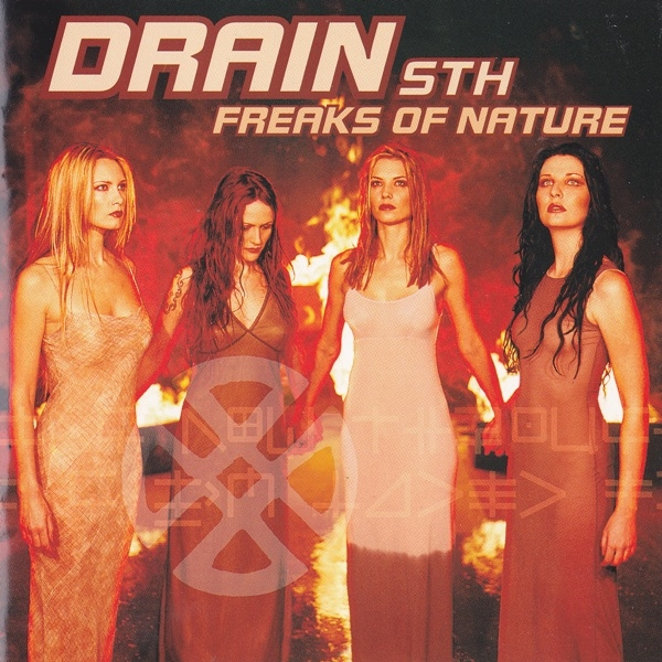 Drain STH Freaks of Nature Cover Art
