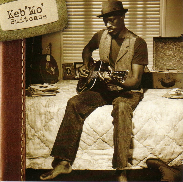 Keb' Mo' Suitcase Cover Art