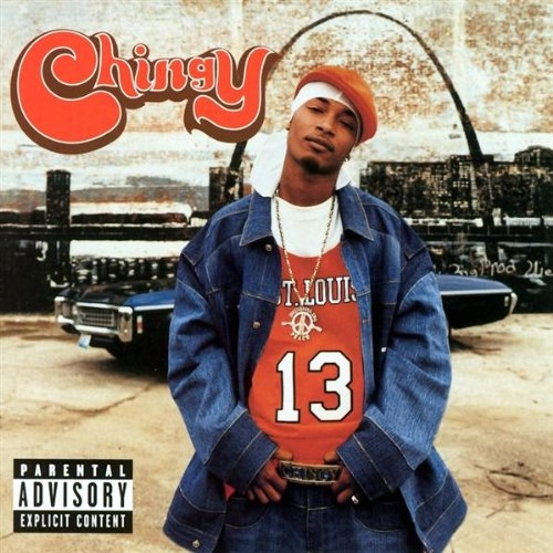 Chingy Jackpot cover art