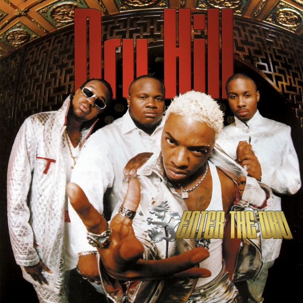 Dru Hill Enter the Dru cover art