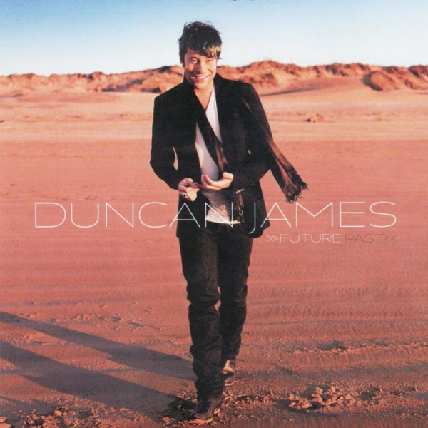 Duncan James Future Past cover art