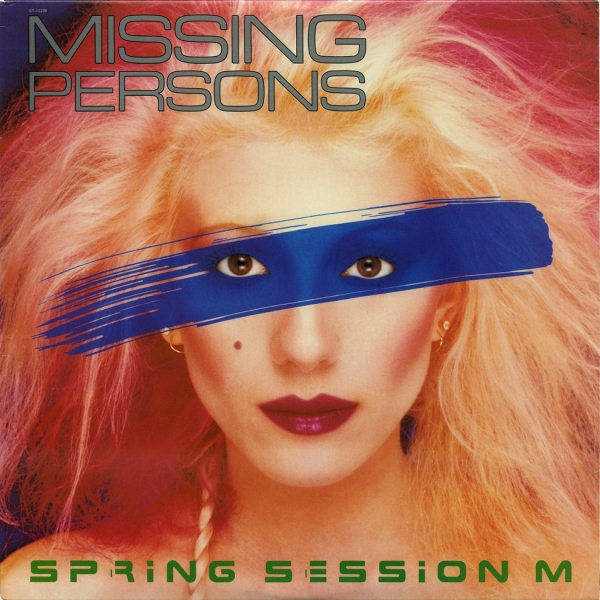Missing Persons Spring Session M Cover Art
