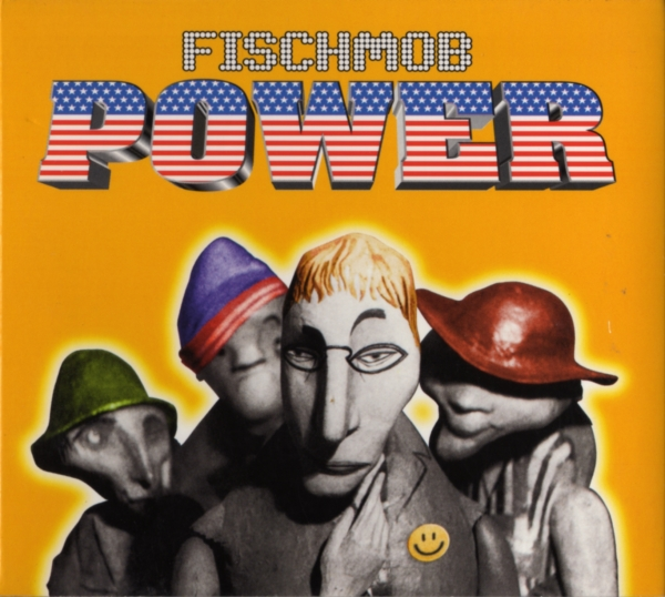 Fischmob Power cover art