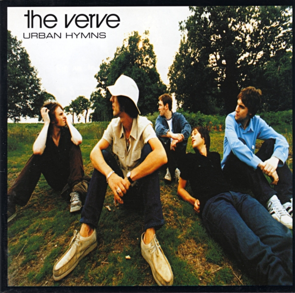 The Verve Urban Hymns cover art