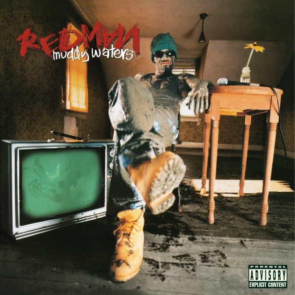 Redman Muddy Waters cover art