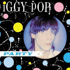 Iggy Pop Party cover art