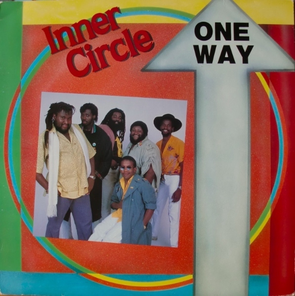 Inner Circle One Way cover art