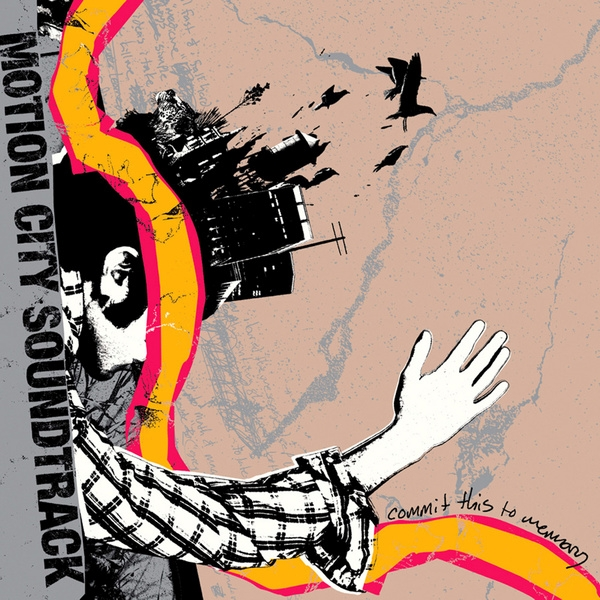 Motion City Soundtrack Commit This to Memory cover art