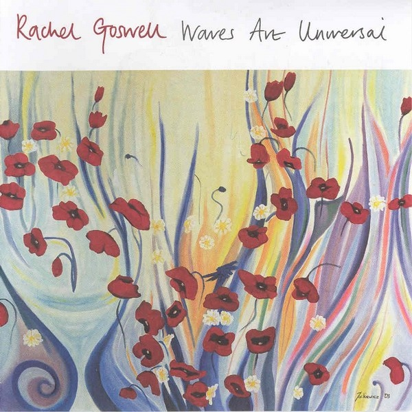 Rachel Goswell Waves Are Universal cover art