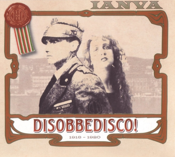 IANVA Disobbedisco! cover art