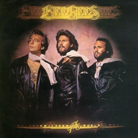 Bee Gees Children of the World cover art